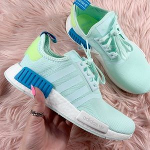 New Adidas NMD R1 Sneakers